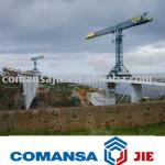 Rail mounted tower crane LC-8952-