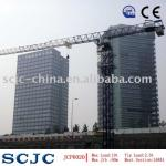 JCP6020 Flattop Tower Crane-