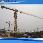 8t topless tower crane for construction CE ISO GOST approved-