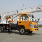 Hot sale 7T UP7H Small truck crane with 24m Lifting Height