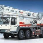 LOW PRICE 50T HYDRAULIC ZOOMLION MOBILE CRANE TRUCK