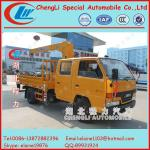 JMC 3tons crane truck for sale
