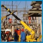 Light Heavy type mobile crawler cranes for sale-
