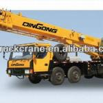 QY30 Hydraulic mobile crane