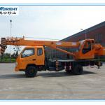 YGQY8H China Truck Crane/Best price for sale