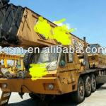 150Tons Grove original Japanese used mobile truck cranes Grove are on sale-
