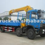 Dongfeng 10T Truck-Mounted Crane-
