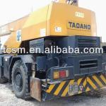 Tadano TR200M selling Japanese used all terrein rough cranes-