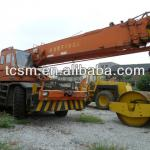 KR25H-IIIL selling Japanese used all terrein rough cranes Kato-