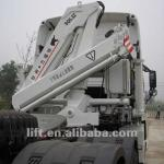 6.3ton Knuckle Boom Truck Mounted Crane SQ6.3Z-