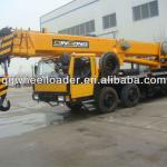 Qingong brand 35 tons Hydraulic mobile truck crane
