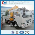 Good quality !Dongfeng DLK truck mounted crane 5tons for sale