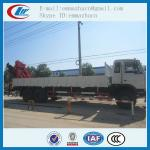 Famous brand Dongfeng 6x4 truck mounted mobile crane for hot sales