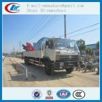 Famous brand Dongfeng 4tons hydraulic crane for hot sales