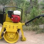 wheeled mechanical compactor