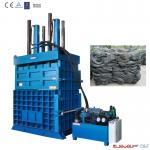 Used Tire Compression Baling Machine Tyre Compactor