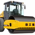 14ton XCMG hydraulic single-drum vibratory roller XS142