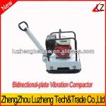 Gasoline Electric vibrating plate compactor