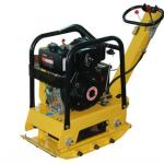 Plate Compactor SHG-C125R with Engine Air-cooled,single cylinder,4-stroke and Engine Type Petrol,RobinEY20-