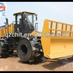 construction machinery factory chinese best garbage compactor truck-