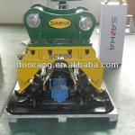 SANHA hydraulic compactor for excavator-