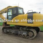 original komatsu pc200-7 crawler excavator, pc200 original excavator