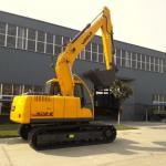15 Ton crawler excavator with ISUZU engine, 0.53CBM bucket