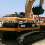Used Hydralic excavator 330D, original from Japan