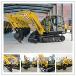 7-15ton crawler excavator for sale, with price and attachment