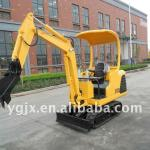 1.5 ton ,0.05m3 mini excavator /digger ,hydraulic system,vally dam machine,well price,yellow color-