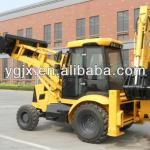 WZL25-10C Cummins or Deutz engine for your choice farm tractor loader backhoe 7tons small backhoe loader