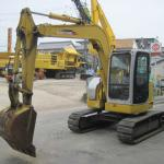 Used Sumitomo Backhoe SH75 X - 3 For Sale from Japan<SOLD OUT>-