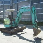 Used Machine Manufacture Yanmar Vio 30 - 1 <SOLD OUT>/ Canopy , Blade , Rubber Shoe-