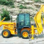 sz30-25 backhoe loader in stock-