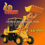 LG912 mini wheel loader small industry machinery-