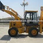 WZ30 7.6 tons minn backhoe loader-