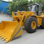 5ton top quality shovel loader GK956 with CAT licensed C6121 engine-