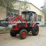 wheel tractor front end loader