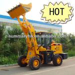 Mini wheel loader for sale with ce from 0.6 ton to 8 ton