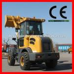 European Popular 1.5T Small Wheel Loader with CE-