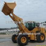 5 ton wheel loader with Caterpillar engine 9546-