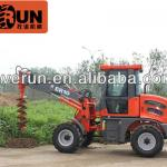 CE proved Multifunction mini Wheel Loader-