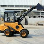 Low price Mini Wheel Loader with CE certificate-
