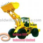 2012 hot sale new tiangong cargador loader-