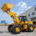 6Ton wheel loader with CAT C6121 engine-