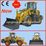 2.8 ton new style hot sale construction machinery front loader-