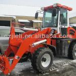 2013 New designed Articulated Mini front Loader
