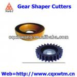 HSS deep counterbore gear shaper cutter-