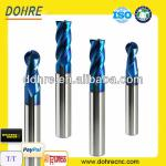 DOHRE CNC Carbide Endmills Nano Coated-
