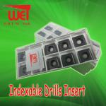 TaeguTec Quality Carbide Inserts for drilling tool